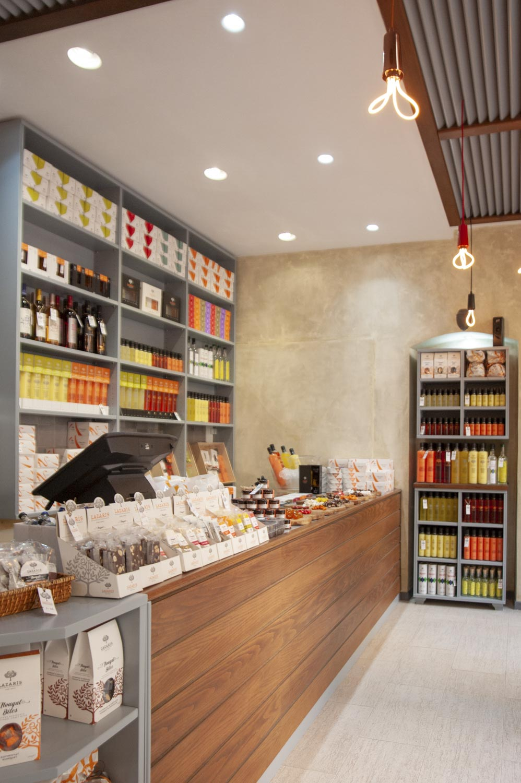 Lazaris corfu town brand store 8492 1