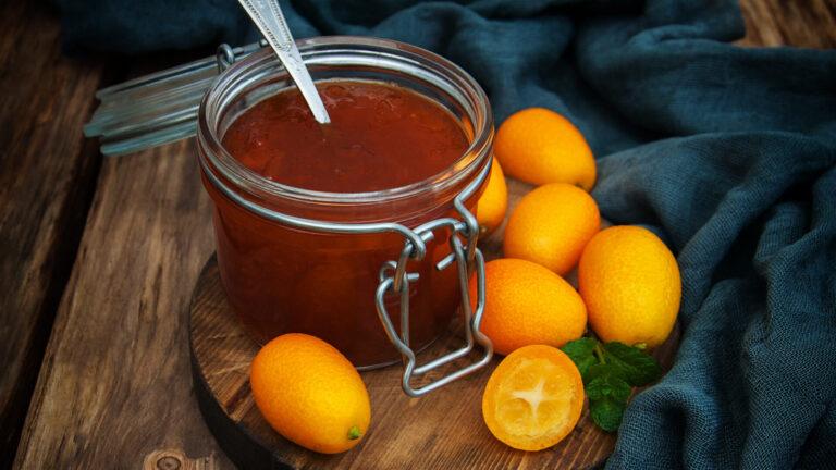 delicious kumquat jam 2000